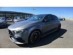 MERCEDES CLASSE A W177 45 AMG S 4MATIC+ 421 ch 8G-DCT Speedshift berline