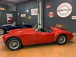 MG A 1500 cabriolet Rouge occasion