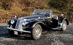 MG TYPE T TF Midget cabriolet Noir occasion