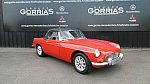 MG B Mk1 cabriolet Rouge occasion