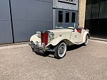 MG TYPE T TD Midget cabriolet Blanc occasion