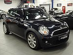 MINI 3 PORTES R56 Cooper S 175ch PACK HOT SPICE coupé Noir