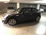 MINI 3 PORTES F56 Cooper S Red hot pack chili citadine Gris