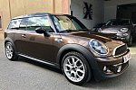 MINI CLUBMAN R55 Cooper S 184ch break Marron