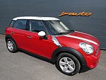 MINI COUNTRYMAN R60 Cooper D SUV Rouge