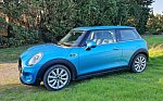 MINI 3 PORTES F56 One Blackfriards citadine Bleu