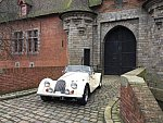 MORGAN PLUS 8 3.5 V8 Carburateur cabriolet Beige occasion - 44 000 €, 37 500 km