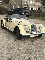 MORGAN PLUS 8 3.5 V8 Carburateur cabriolet Beige