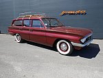 OLDSMOBILE F85 I 3.5L V8 (215ci) STATION WAGON Bordeaux