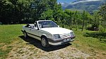 OPEL ASCONA 2.0L 115 ch cabriolet Blanc occasion