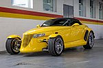 PLYMOUTH PROWLER V6 3.5 cabriolet Jaune
