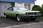 PLYMOUTH BARRACUDA Slant 6 coupé Vert occasion
