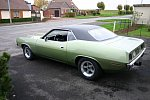 PLYMOUTH BARRACUDA Slant 6 coupé Vert occasion - 35 000 €, 142 000 km