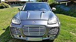PORSCHE CAYENNE I (955) Turbo Techart SUV Gris clair