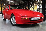 PORSCHE 944 2.5 (Phase 1) 163 ch coupé Rouge