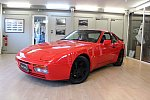 PORSCHE 944 Turbo 2.5 250 ch coupé Rouge