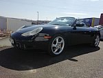 PORSCHE BOXSTER 986 3.2i S 252ch pack luxe cabriolet Noir occasion - 19 500 €, 97 000 km