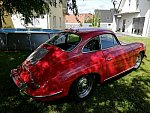 PORSCHE 356 B 1600 Super 90 s coupé Rouge occasion - 85 000 €, 93 856 km
