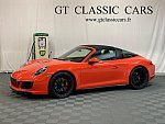 PORSCHE 911 991 Targa 4 GTS coupé Orange occasion