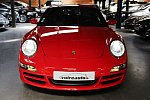 PORSCHE 911 997 coupé Rouge occasion - 49 800 €, 72 900 km