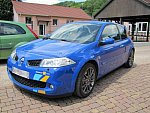 RENAULT MEGANE 2 F1 Team R25 2.0 Turbo 225 ch	 berline Bleu
