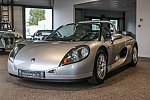 RENAULT SPIDER 2.0 150 ch Pare-brise cabriolet Gris occasion