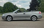 SAAB 9-3 II 1.8 T 2.0 (1.8t) Vector cabriolet Gris occasion - 14 400 €, 44 000 km