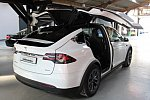 TESLA MODEL X 100D berline Blanc occasion - 75 900 €, 68 900 km