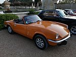 TRIUMPH 1500 1493 cc cabriolet Orange occasion