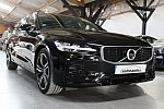 VOLVO V60 II T8 AWD 390 ch R-DESIGN break Noir occasion - 52 800 €, 24 900 km
