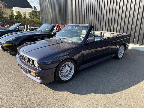 Bmw M3 E30 2 3i 215 Ch Cabriolet Occasion 69 900 175 000 Km Vente De Voiture D Occasion Motorlegend