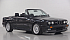Occasion BMW M3 E30 2.3i 220 ch Full options cabriolet Noir